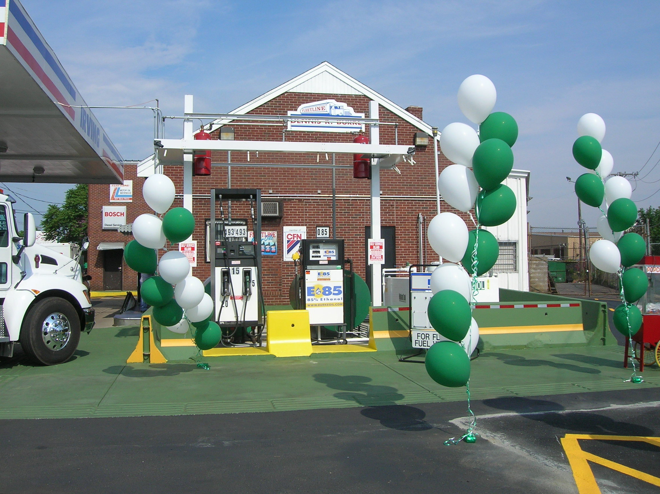 Biofuels Center at Station 2