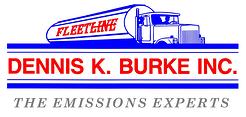 dennis k burke, burke oil logo