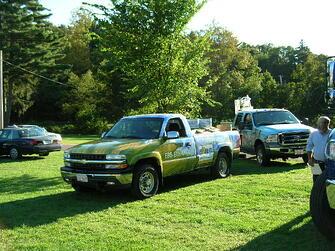 E85 pickup truck