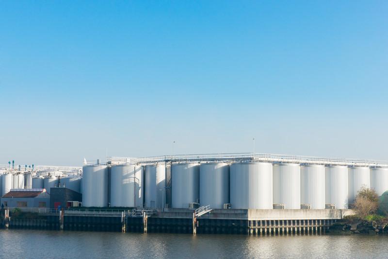 Crude oil terminal