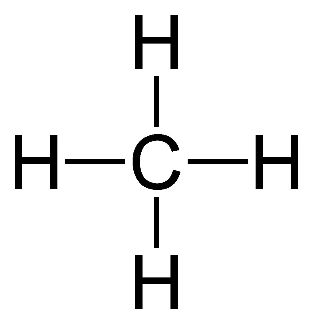 methane scientific element