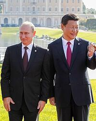 Russian and Chinese leadership