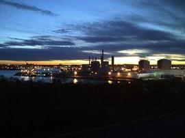 Mystic Power Plant