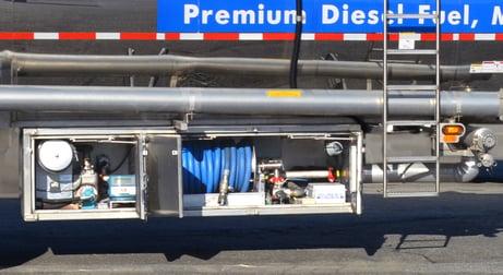 hose reels def trailer